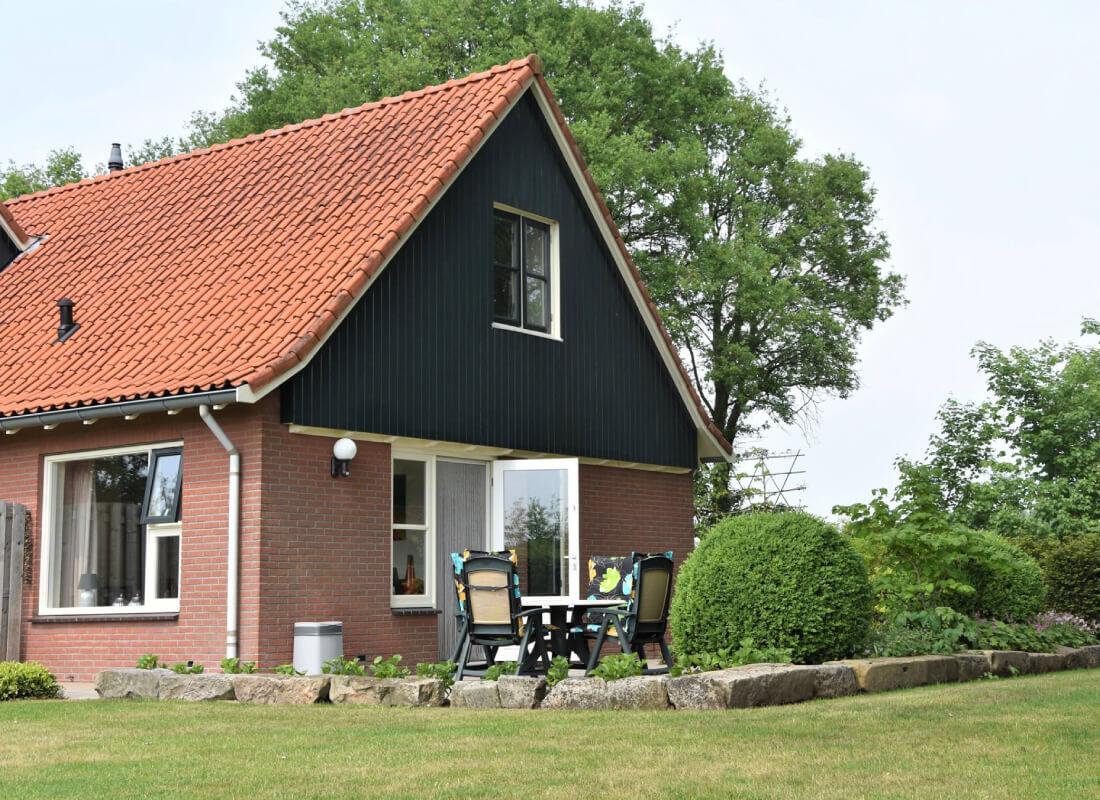 verblijf vakantiewoning Twente